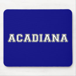 Acadiana Mouse Pad