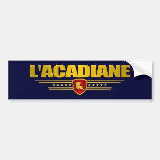 Acadiana Pride Bumper Sticker