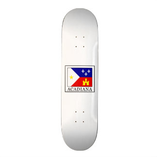 Acadiana Skateboard Deck