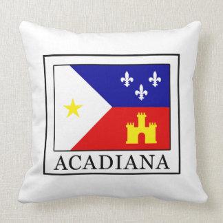 Acadiana Throw Pillow