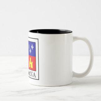 Acadiana Two-Tone Coffee Mug