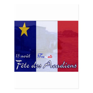 acadie August 15th .png celebrates Post Cards