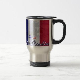 acadie August 15th .png celebrates Travel Mug