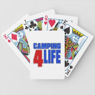 ACAMPANDO 4 LIEE BARAJAS DE CARTAS