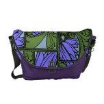 Acanthus Leaf,  Vintage Look 1 Messenger Bag