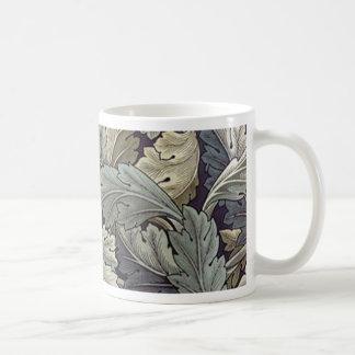 Acanthus Leaves Classic White Coffee Mug