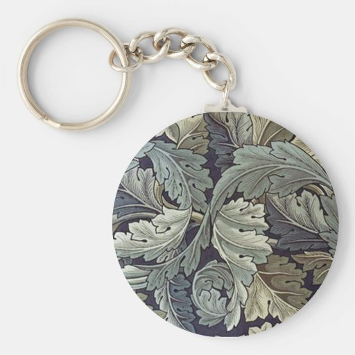 Acanthus Leaves Key Chain