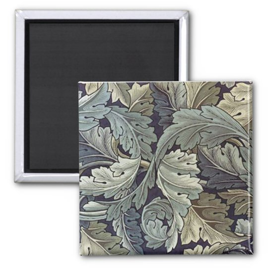 Acanthus Leaves Magnet