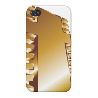 ACANTILADO - caso del funcionario iPhone4 con el l iPhone 4 Carcasa