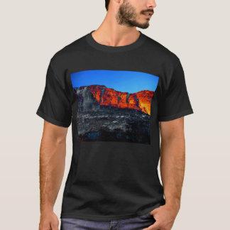 Acantilado del desierto de Seminegative por KLM Playera