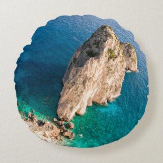 Acantilado del mar Mediterráneo