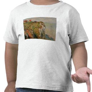 Acantilado en Dieppe, 1882 Camisetas