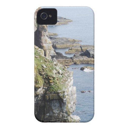 Acantilado iPhone 4 Case-Mate Coberturas
