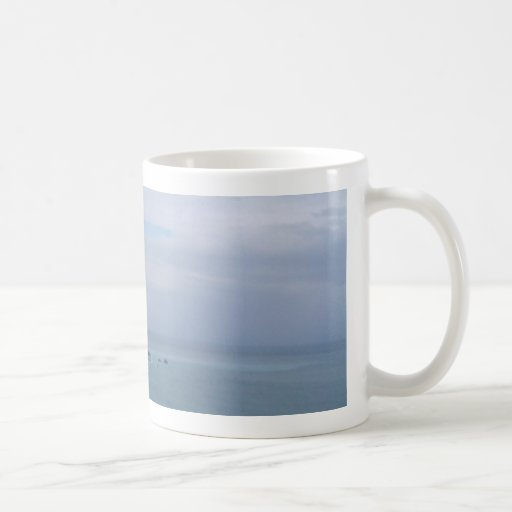 acantilado taza