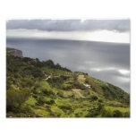 Acantilados de Dingli, Malta Impresiones Fotograficas