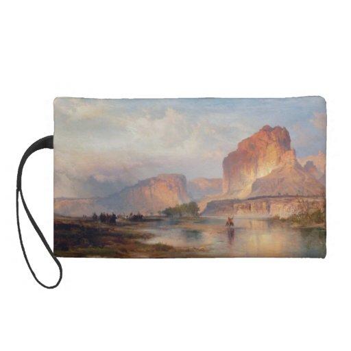 Acantilados de Green River - Thomas Moran (1874)