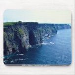 Acantilados de Moher, condado Clare, Irlanda Tapete De Raton