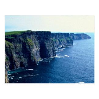 Acantilados de Moher, condado Clare, Irlanda Postales