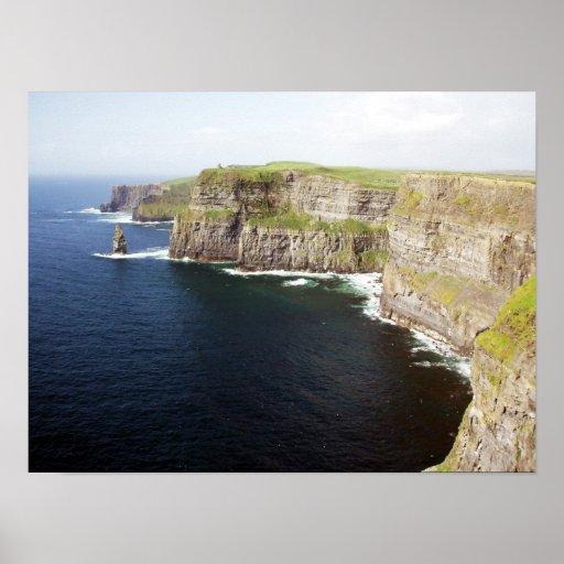 Acantilados de Moher Irlanda Impresiones