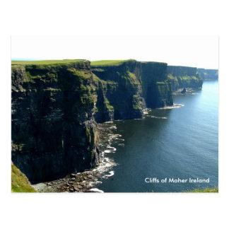 Acantilados de Moher Irlanda Tarjetas Postales