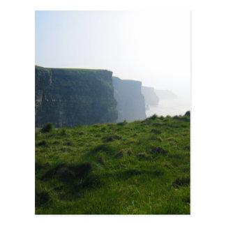 Acantilados de Moher - Irlanda Postales