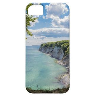 Acantilados de tiza en la isla Ruegen en Alemania iPhone 5 Case-Mate Coberturas
