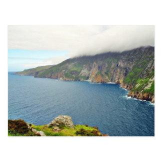Acantilados Irlanda Postales