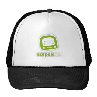 Acapela.tv Cap Trucker Hat