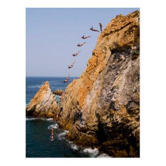 Acapulco 7 postcard
