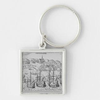 Acapulco', from Jean-Baptiste Labat 's Nouveau Keychain