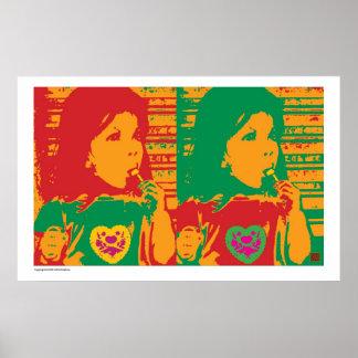 Acapulco Girl-Print
