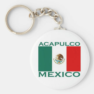 Acapulco, Mexico Keychain