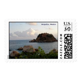 Acapulco, Mexico Postage