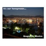 Acapulco, México Postal