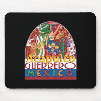 ACAPULCO México Alfombrillas De Ratón
