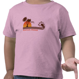 Acapulco Mexico Tee Shirts