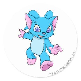 Acara Blue sticker