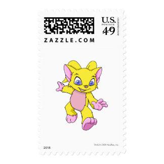 Acara Yellow Stamp