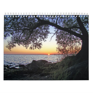 Acaricie las memorias calendarios