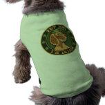 ¡Acaricíeme! Soy irlandés Camisas De Mascota