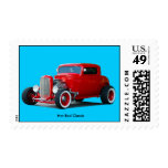 acarredo7, Hot-Rod Classic Postage Stamps