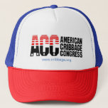 "ACC Hat<br><div class=""desc"">Be the first to own an ACC cribbage hat. Help promote the game you love.</div>"