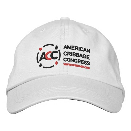 ACC New Logo Embroidered Baseball Cap