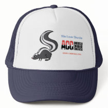 ACC We love Skunks Hat