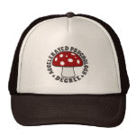 Accelerated Psychology Degree - Psychedelics, Red Trucker Hat