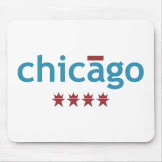 Accent Chicago Mouse Pad