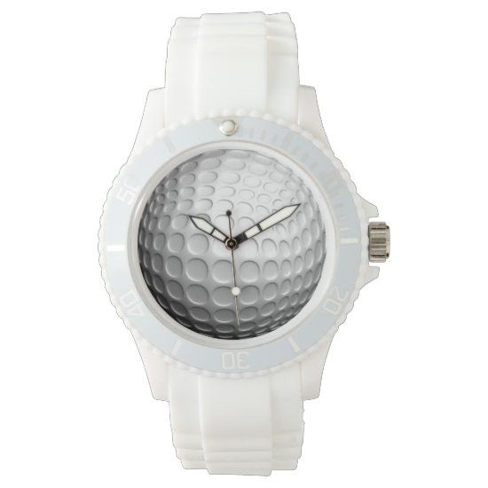 Accent on Golf Wrist Watch