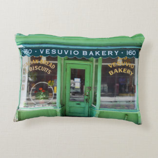 Accent Pillow - Vesuvio Bakery, New York City