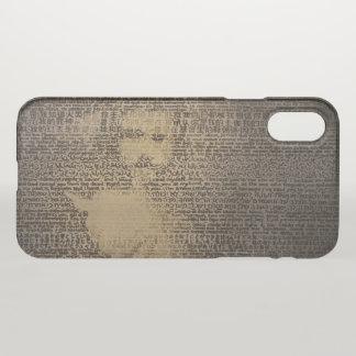 """""""Accept"""" Translucent iPhone X Case"""