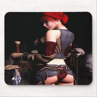 Accept Your Fate Mousepad